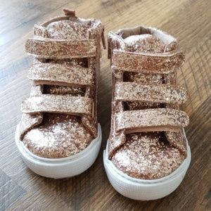 Baby gap size 10 high top sneakers